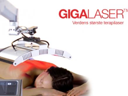 Giga Laser Verdens Storste terapilaser